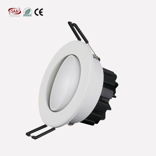 new style f8d2b 03f95 Cut out 83mm Adjustable 9W Downlight Spotlights for Norway Market