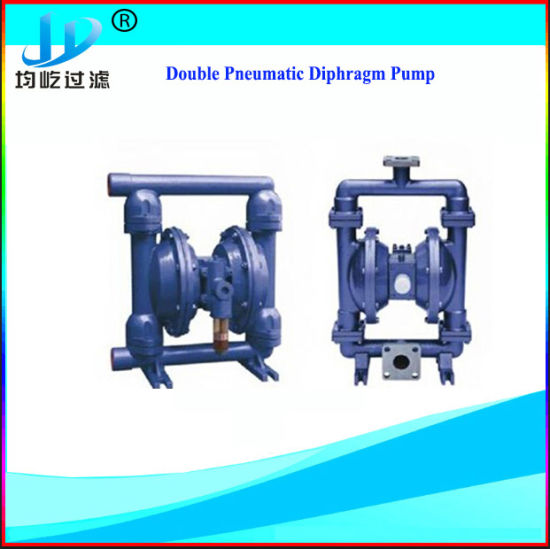 Small Portable Water Treatment Chemical Dosing Diaphragm Pump pictures & photos