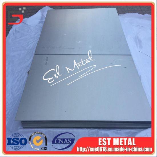 [Hot Item] ASTM B265 Annealed Grade 5 2mm Titanium Anode Sheet Plate Price
