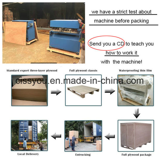 Industrial Wooden Toothpicks Chopstick Sticks Production Machine Line pictures & photos