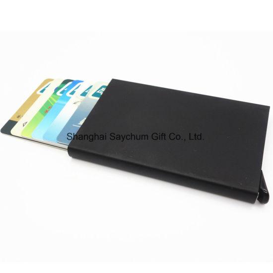 China aluminum alloy bank card holder credit card box business card aluminum alloy bank card holder credit card box business card reheart Gallery