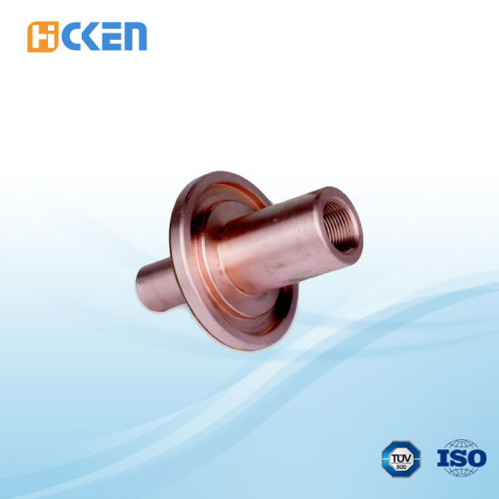 ODM Custom Precision Copper Turned Electric Machinery Components
