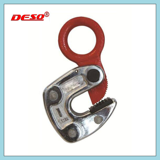 Drop Forged Steel Lifting Horizontal Plate Clamp