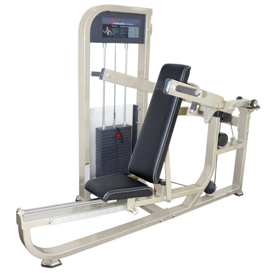 China sports fitness chest press shoulder press commercial gym