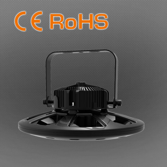 100-200W 0-10V Dimmable UFO LED Highbay Light, UL Dlc Approved pictures & photos