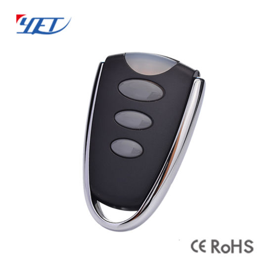 China Yaoertai Factory Price Garage Door Opener Remote Control With