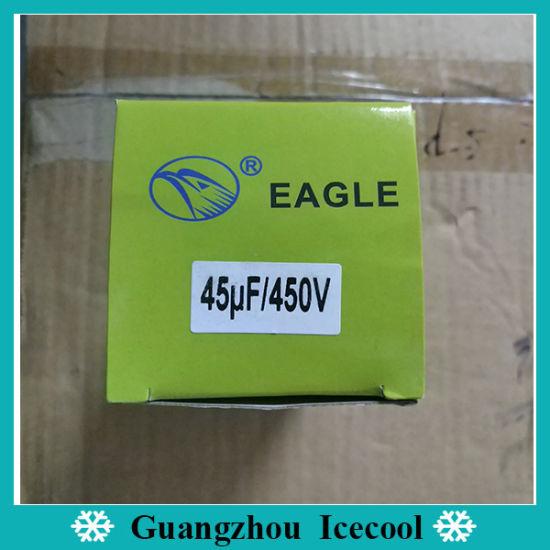 Refrigeration Compressor Run Capacitor Cbb65 450V 40UF