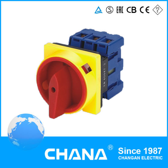 Ce and RoHS Approved Lw30-20 20A Isolation Switch