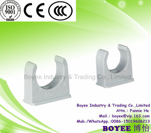 PVC Plastic Electrical Wiring Pipe ing U Clip - China ... on