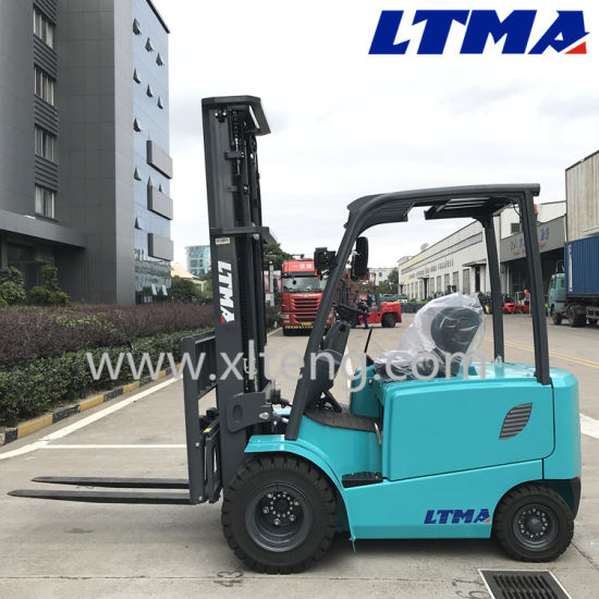 China High Quality 2 5 Ton Mini Electric Forklift Price