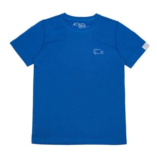 Sheep Run 100% Merino Wool Kid's T-Shirt