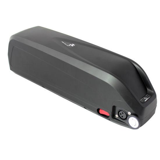 5V USB Charging Port Rechargeable 48V Ebike Battery 13s5p 48V 17.5ah Hailong Battery