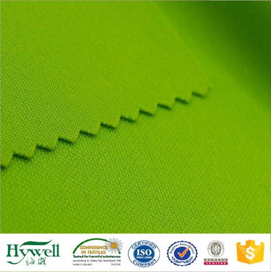 77611a89cc1 China Stretch Jersey Interlock Knit Fabric for T-Shirt - China ...