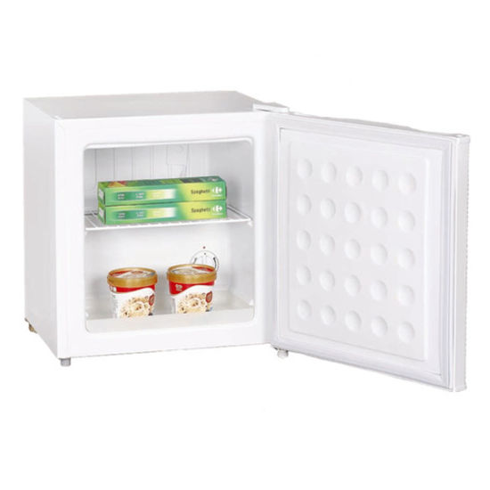 ETL Listed 1.2 Cuft Home Tabletop Mini Small Tabletop Upright Freezer
