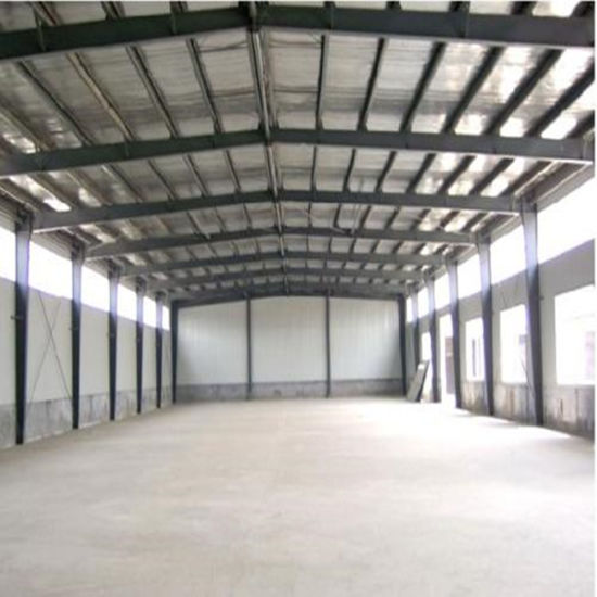 Modular Galvanized Structure Construction Steel for Warehouse or Workshop pictures & photos