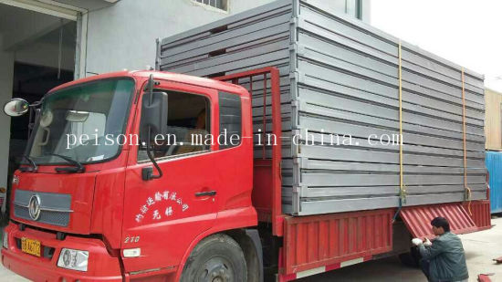 Fireproof Mobile Prefabricated/Prefab House Container House for Hot Sale pictures & photos