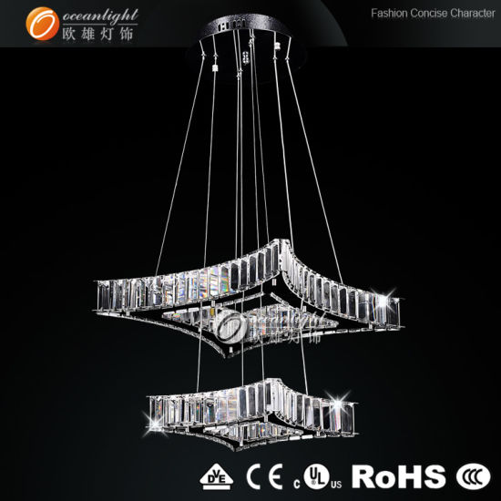 LED Chips Light Source LED Crystal Pendant Light Om88175 pictures & photos