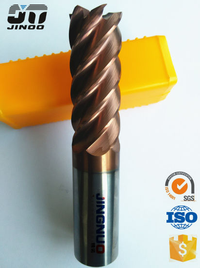 Solid Carbide Router Milling Cutter End Mill pictures & photos