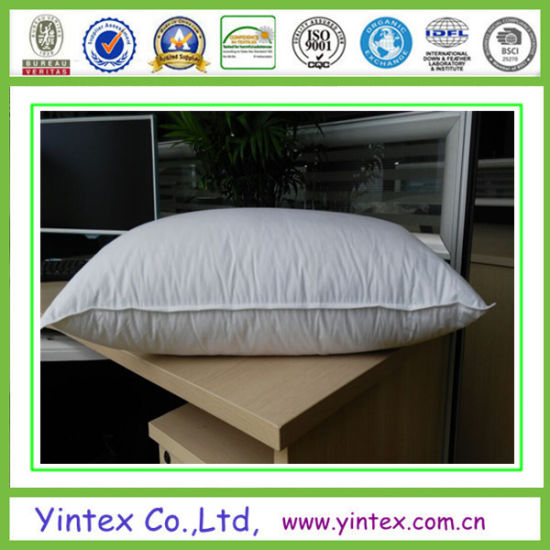 Hot Sale Cheap Wholesale Feather Down Pillow pictures & photos