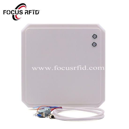 EPC Gen 2 Access Control UHF RFID Reader TCP/IP/Wiegand 10 Meters