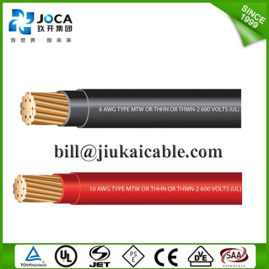 China Thhn/Thwn 10 AWG Gauge Wire - China Thhn Wire, Thhn 10 AWG Wire
