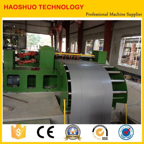 Silicon Steel Slitting Line for Transformer Lamination pictures & photos