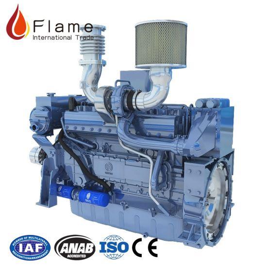 Brand New Weichai 280HP Diesel Engine Wd615-25 Inboard Marine Engines for  Sale