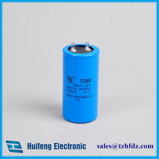 CD60 Motor Starting Capacitor