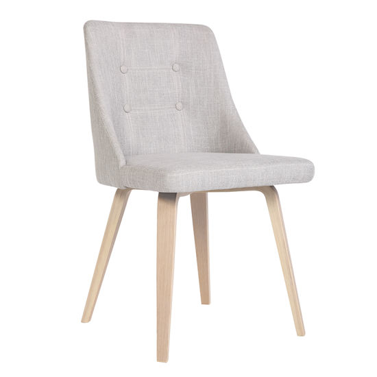 Hot Sale Simple Design Wood Study Room Computer Chairs (FS WB1822)