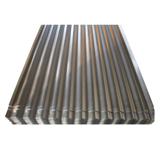 Building Materialetal Iron 24 Gauge Galvanized Roofing Sheet