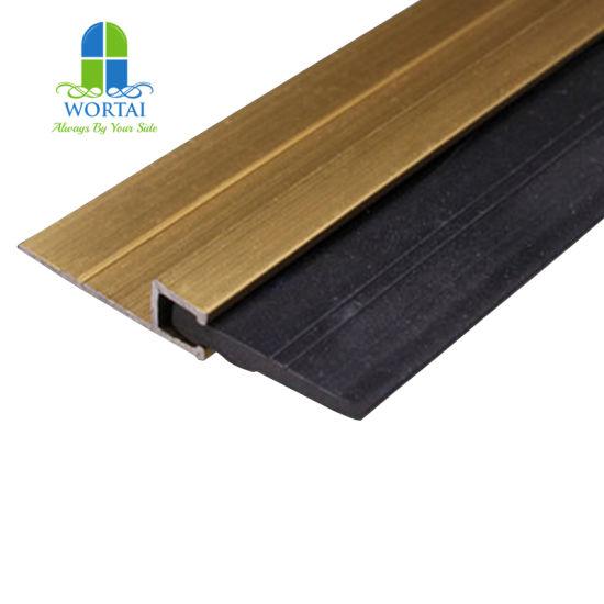 Sliding Bottom Door Rubber Strip Brush Seal with Aluminium Holder  sc 1 st  Tianjin Wortai International Trade Co. Ltd. & China Sliding Bottom Door Rubber Strip Brush Seal with Aluminium ...