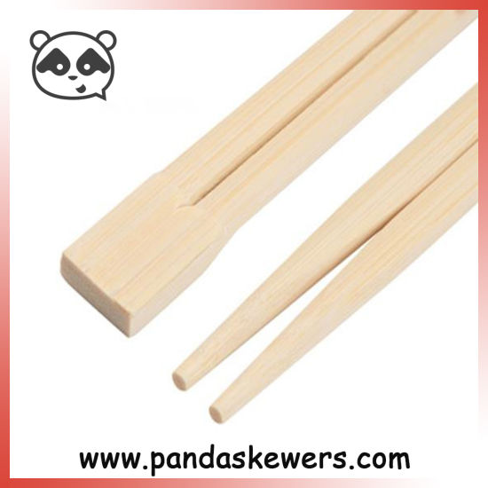 China Hot Sales Disposable Bamboo Personalized Chopsticks 2019