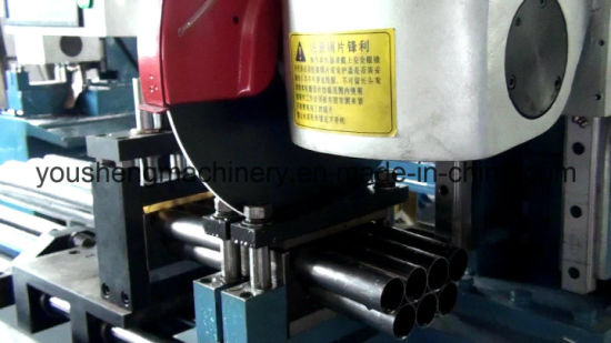 High Efficient Auto Load Pipe Cutting Machine pictures & photos