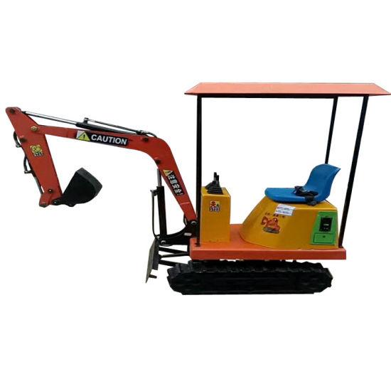 Factory Direct Children's Mini Excavator Toys