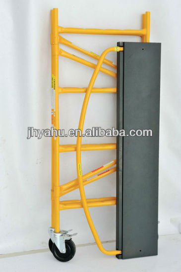 Mini Mobile Foldable Steel Scaffolding (YH-SD403) pictures & photos
