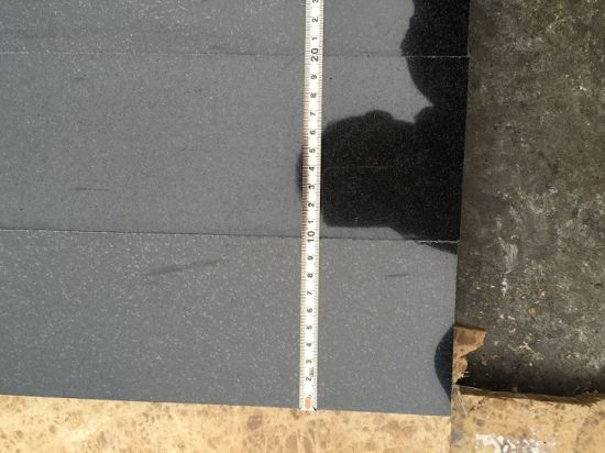 China Natural Stone Black Granite pictures & photos