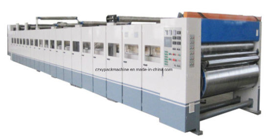 Full Automatic 2/3/5 Ply Corrugated Cardboard Production Line Price pictures & photos
