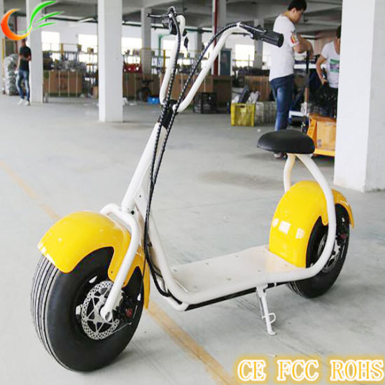 City Coco Harley 1000W/800W Adult Cheap Electric Vehicle pictures & photos