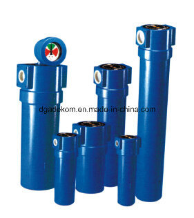 Gas Inline Coalescing Particulate High Pressure Air Inline Filter pictures & photos