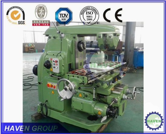Universal Knee-Type Milling Machine X6140 pictures & photos