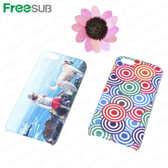 Freesub High Quality Sublimation Blank Mobile Phone Case (IP5C-L)