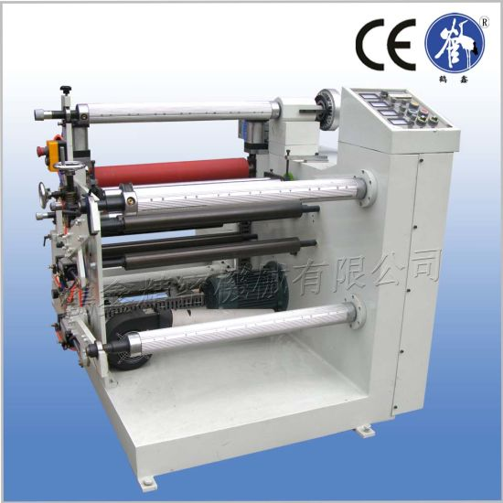 Roll Slitting Rewinding Machine for PE Foam Film Rolling