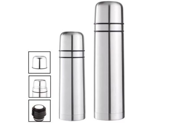 750ml Double Wall Stainless Steel Vacuum Flask, Bullet Flask pictures & photos