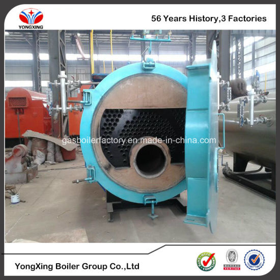 China ISO Certification Reliable Performance Gas Oil Fired Boiler ...