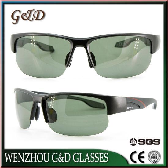 Fashion Model Wholesale Aluminum Make Order Frame Sport Sunglasses