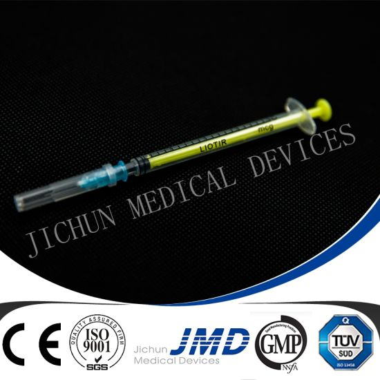 Disposable Syringe with CE&ISO Approved (1-100ml) pictures & photos