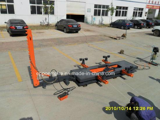 China Factory Direct Sale Car Frame Machine Car Bench - China Wheel ...