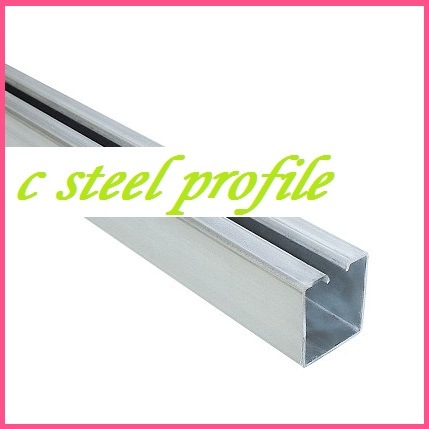 Steel Section Channel/Steel Channel