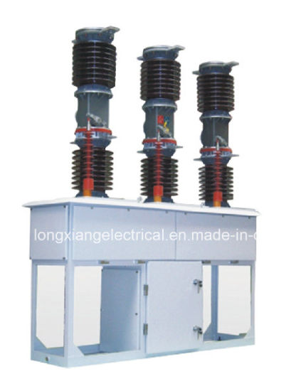 Zw7 Outdoor High Voltage Vacuum Circuit Breaker (40.5kV) pictures & photos