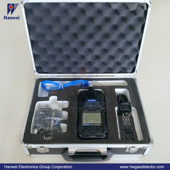E6000 Portable 6-in-1 Multi Gas Detector with Pump (Optional)